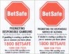 Image for BetSafe Cards promoting RSG and RSA